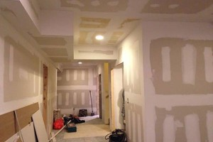 Photo #7: Finish kitchen and basement remodeling.  Ken's team