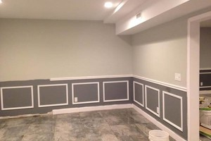 Photo #4: Finish kitchen and basement remodeling.  Ken's team