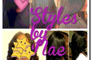 Photo #2: INKED STYLZ  by MZ. NAE &MZ. MEL