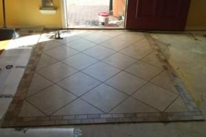 Photo #3: Free estimates! Laminate floor or Tile installation