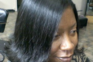 Photo #18: OPEN TODAY! BLACK HAIR CARE SPECIALIST, PRESS, FLAT IRON, RELAXER!