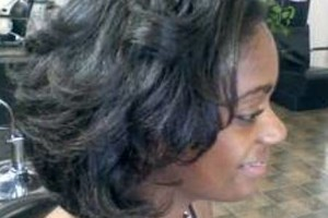 Photo #1: OPEN TODAY! BLACK HAIR CARE SPECIALIST, PRESS, FLAT IRON, RELAXER!