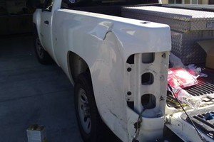 Photo #1: TNT MOBILE AUTO BODY -  affordable pricing and quality repairs!
