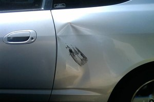 Photo #3: TNT MOBILE AUTO BODY -  affordable pricing and quality repairs!