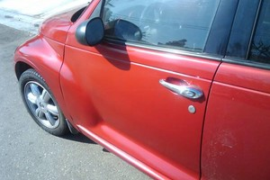 Photo #6: TNT MOBILE AUTO BODY -  affordable pricing and quality repairs!