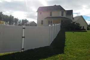 Photo #16: Fence: Free in-home quote. All installation service.