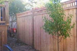 Photo #2: Fence: Free in-home quote. All installation service.