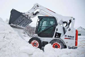 Photo #4: Plowing, Sanding & Salting, Snow Removal Services