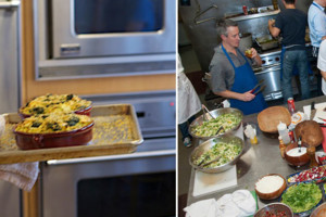 Photo #1: Jordan's Kitchen cooking classes - delicious, educational and fun!