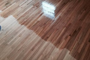 Photo #7: Tony Hardwood flooring (Sand/ Repair/ Stain/ Waxed/ Install/ Stairs)