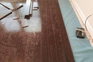 Photo #6: Tony Hardwood flooring (Sand/ Repair/ Stain/ Waxed/ Install/ Stairs)