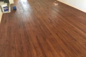 Photo #5: Tony Hardwood flooring (Sand/ Repair/ Stain/ Waxed/ Install/ Stairs)