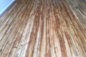 Photo #3: Tony Hardwood flooring (Sand/ Repair/ Stain/ Waxed/ Install/ Stairs)