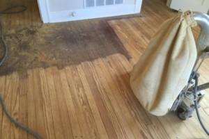 Photo #1: Tony Hardwood flooring (Sand/ Repair/ Stain/ Waxed/ Install/ Stairs)