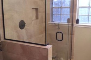 Photo #3: IF YOU REMODELING YOUR BATHROOM, I CAN HELP YOU! MONZON GLASS