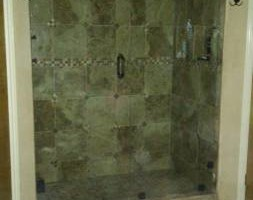 Photo #1: IF YOU REMODELING YOUR BATHROOM, I CAN HELP YOU! MONZON GLASS