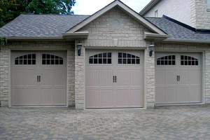 Photo #1: Philadelphia Garage Door Service Repair and Installation. FREE ESTIMATE !