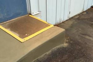 Photo #1: Concrete Walkway Replacement