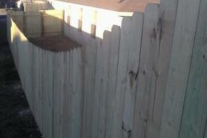 Photo #15: Does your fence need some repairs? Give us a call!
