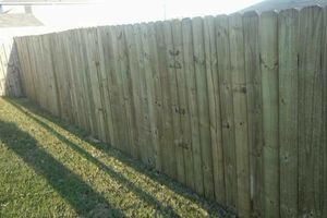 Photo #13: Does your fence need some repairs? Give us a call!
