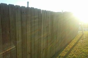 Photo #12: Does your fence need some repairs? Give us a call!