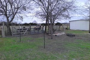 Photo #5: Does your fence need some repairs? Give us a call!