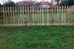 Photo #1: Does your fence need some repairs? Give us a call!