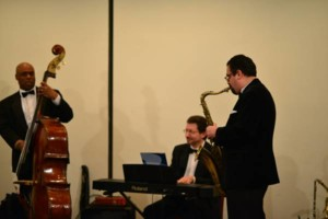 Photo #2: EXCELLENT JAZZ BAND: HOLIDAY PARTIES, WEDDINGS, CORPORATE EVENTS...