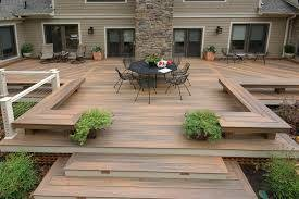 Photo #4: Deck Building - It's Not Too Cold Yet