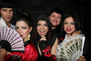 Photo #11: Photo Time photo booth or backdrop Starting at $300 - first 2 hours
