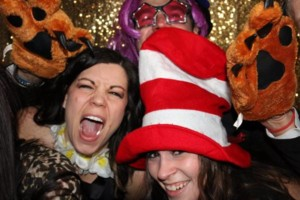 Photo #4: Photo Time photo booth or backdrop Starting at $300 - first 2 hours