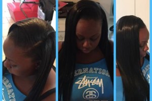 Photo #4: Cheap beautiful Sew-ins and Braids. Lancaster CA