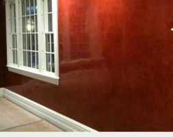Photo #7: Master Venetian plaster & wall paper installer