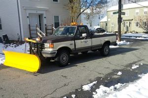 Photo #4: Snow Plowing season is Almost here!  ClearView Lawn and Yard care