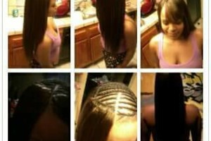 Photo #22: Braids, weaves, ponytails, up dews and much more!