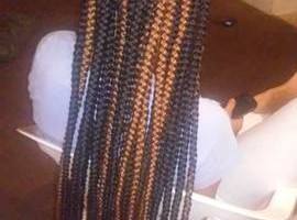 Photo #15: Braids, weaves, ponytails, up dews and much more!