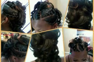 Photo #13: Braids, weaves, ponytails, up dews and much more!