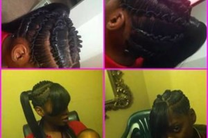 Photo #12: Braids, weaves, ponytails, up dews and much more!