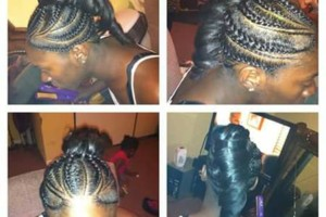 Photo #5: Braids, weaves, ponytails, up dews and much more!