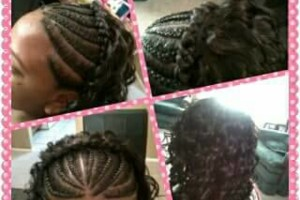 Photo #3: Braids, weaves, ponytails, up dews and much more!