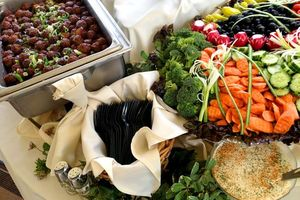 Photo #8: Food, beverages catering