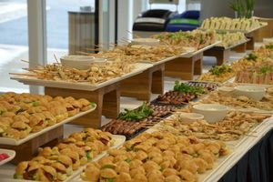 Photo #6: Food, beverages catering