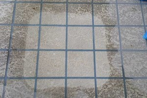 Photo #7: TILE CLEANING - NO SOAP NO CHEMICALS. ZERO-CHEM STEAM CLEANING