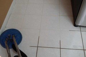 Photo #6: TILE CLEANING - NO SOAP NO CHEMICALS. ZERO-CHEM STEAM CLEANING