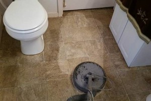 Photo #1: TILE CLEANING - NO SOAP NO CHEMICALS. ZERO-CHEM STEAM CLEANING