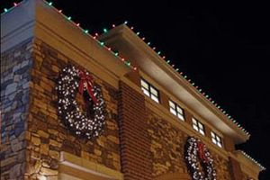 Photo #17: Holiday Lighting for all/ Christmas Lights done right
