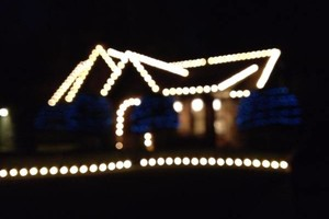 Photo #8: Holiday Lighting for all/ Christmas Lights done right