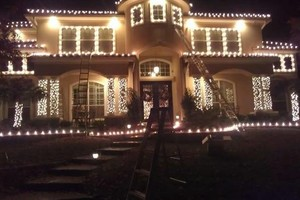 Photo #5: Holiday Lighting for all/ Christmas Lights done right