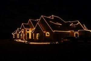Photo #3: Holiday Lighting for all/ Christmas Lights done right