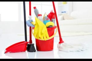 Photo #1: HOLIDAY CLEANING RESIDENTIAL AND COMMERCIAL CLEANING SERVICE